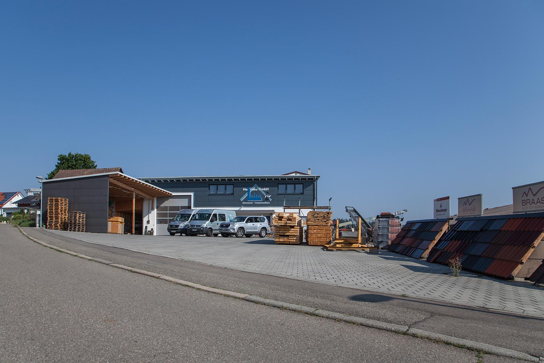 KONTAKT - Leins Holzbau GmbH in Bietenhausen