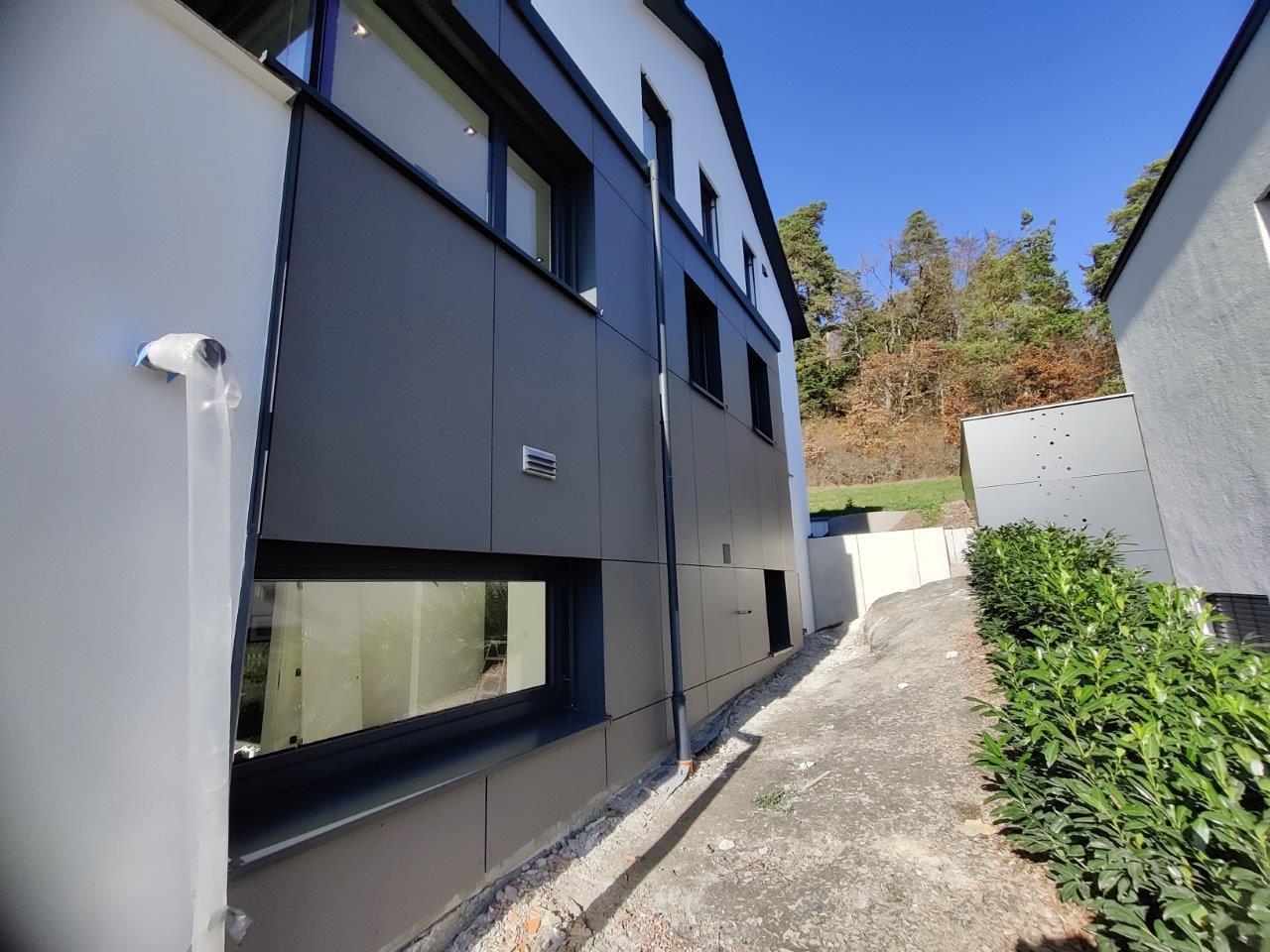 Fassade von LEINS HOLZBAU in Neufra   Zimmerei und Innenausbau